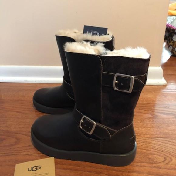 1995a9014d6 UGG Breida Waterproof Snow Boots. NWT